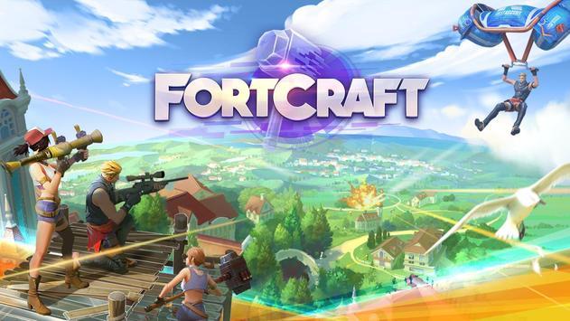 FortCraft الملصق