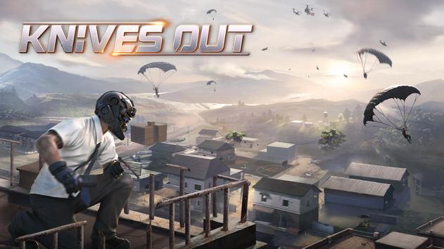 Knives Out الملصق