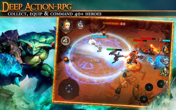 Eternal Arena apk screenshot