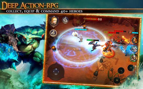 Eternal Arena apk screenshot