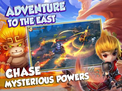 Tome of the Sun - Fantasy MMO apk screenshot