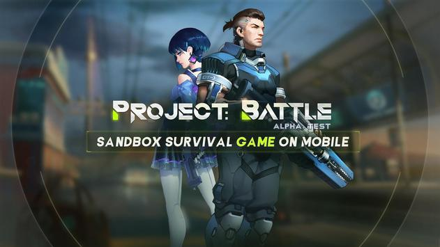 Project : Battle 海報