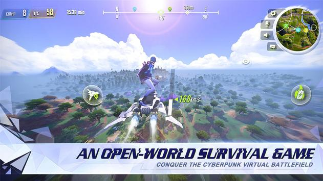 تحميل لعبة cyber Hunter اخر اصدار  للاندرويد والايفون مجانا برابط واحد مباشر