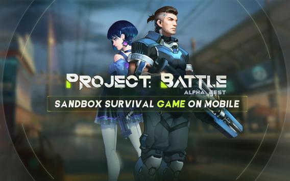 Project : Battle 截图 5