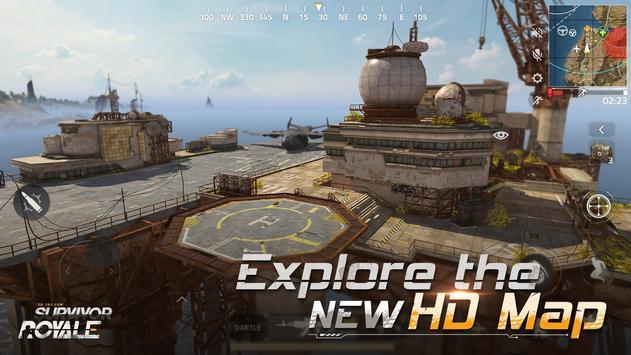 Survivor Royale imagem de tela 1