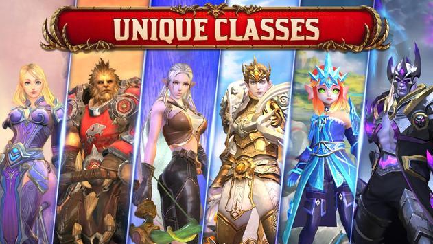 Crusaders of Light apk screenshot