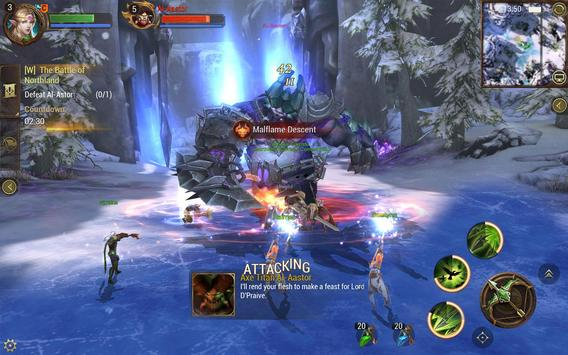 Crusaders of Light apk screenshot