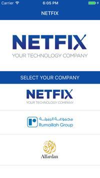 Netfix poster