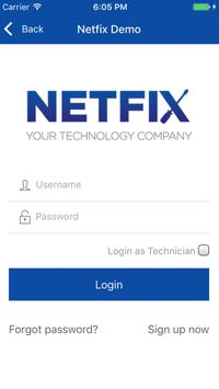 Netfix apk screenshot
