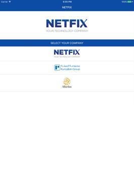 Netfix apk screenshot