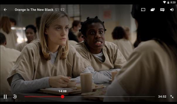 Netflix apk screenshot