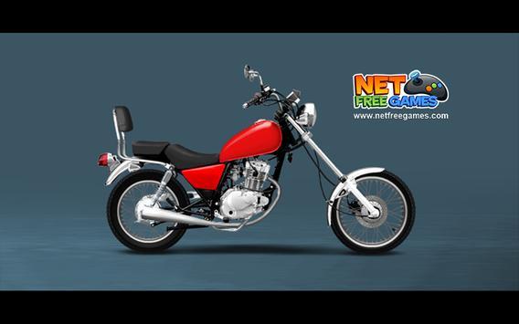 Create Your Custom Bike 125 apk screenshot