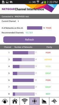 NETGEAR WiFi Analytics скриншот 4