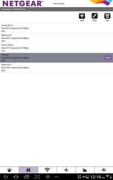 NETGEAR WiFi Analytics скриншот 9