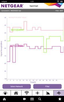 NETGEAR WiFi Analytics скриншот 20