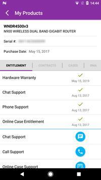 NETGEAR Support screenshot 3