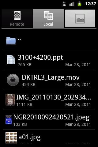 NETGEAR ReadyNAS Remote for Android - APK Download