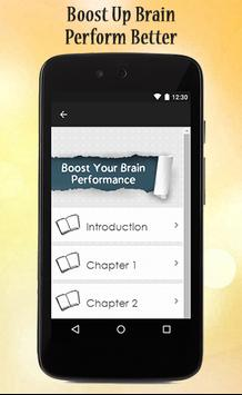 Boost Your Brain Performance screenshot 1