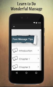 Foot Massage Tips screenshot 1