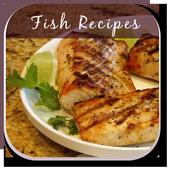 Fish Recipes Guide icon