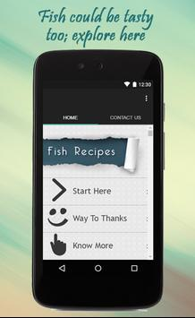 Fish Recipes Guide poster