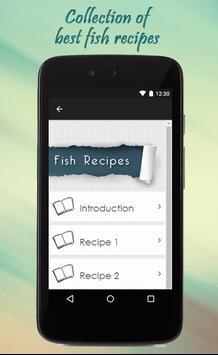 Fish Recipes Guide apk screenshot