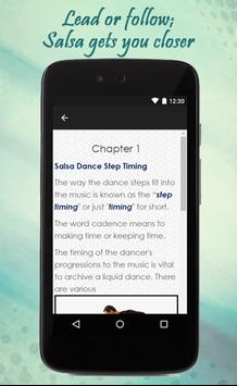 Learn Salsa Dance Guide apk screenshot