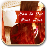 How To Dye Your Hair icon