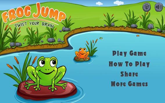Crazy Frog Jump poster