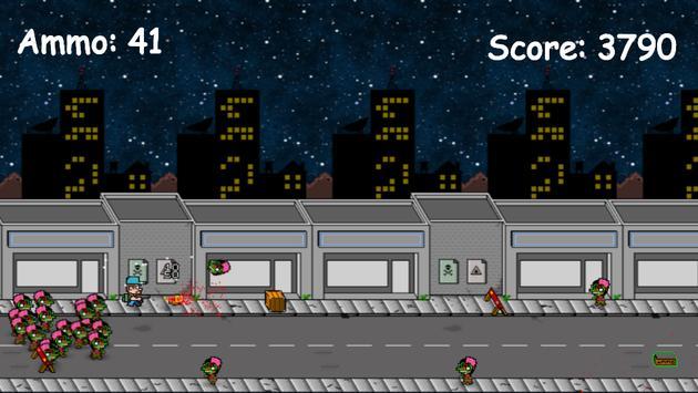 Zombie Dodge screenshot 1