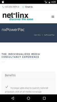 nxWebDisplay screenshot 1