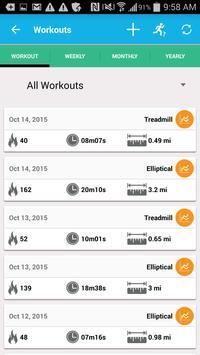 Pinwheel Fitness Center apk screenshot