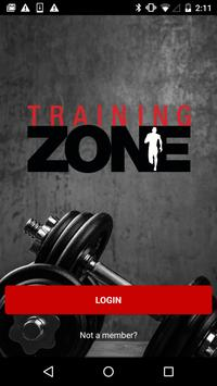 Training Zone poster