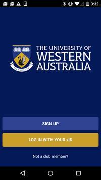 University Western Australia poster