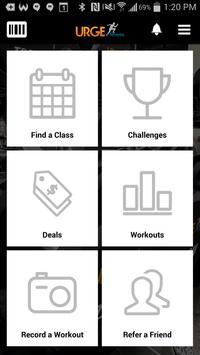 Urge Fitness screenshot 2
