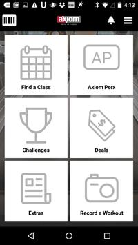 Axiom Fitness apk screenshot