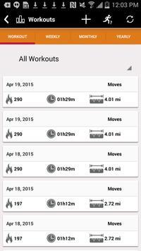 Axiom Fitness apk screenshot