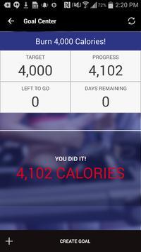 Echelon Health & Fitness Screenshot 4
