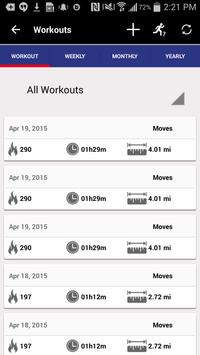 Echelon Health & Fitness Screenshot 5