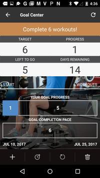 Elite Fitness screenshot 4