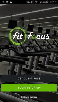 Fit Focus poster