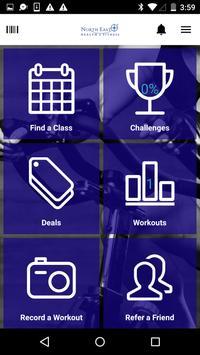 Northeast Health & Fitness screenshot 2