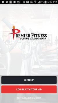 Premier Fitness Annapolis poster