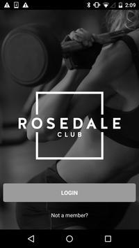 Rosedale Club poster