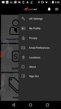 Superfitclubs screenshot 3