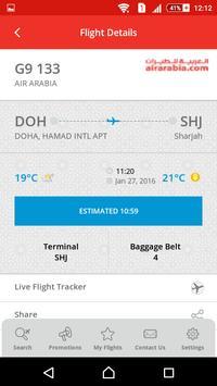 Sharjah Airport apk screenshot