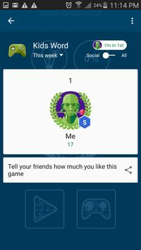 Word Match - Classic Word Games apk screenshot