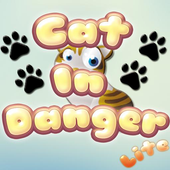 Cat in Danger Lite icon