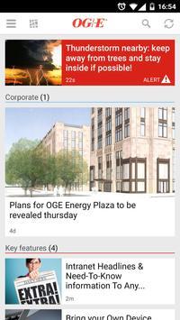 OGE Member News Mobile screenshot 2