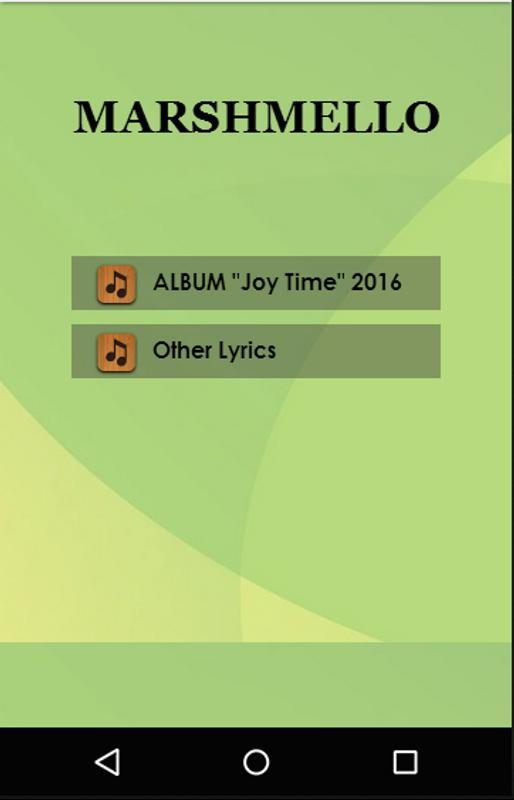 marshmello joytime 1 album download
